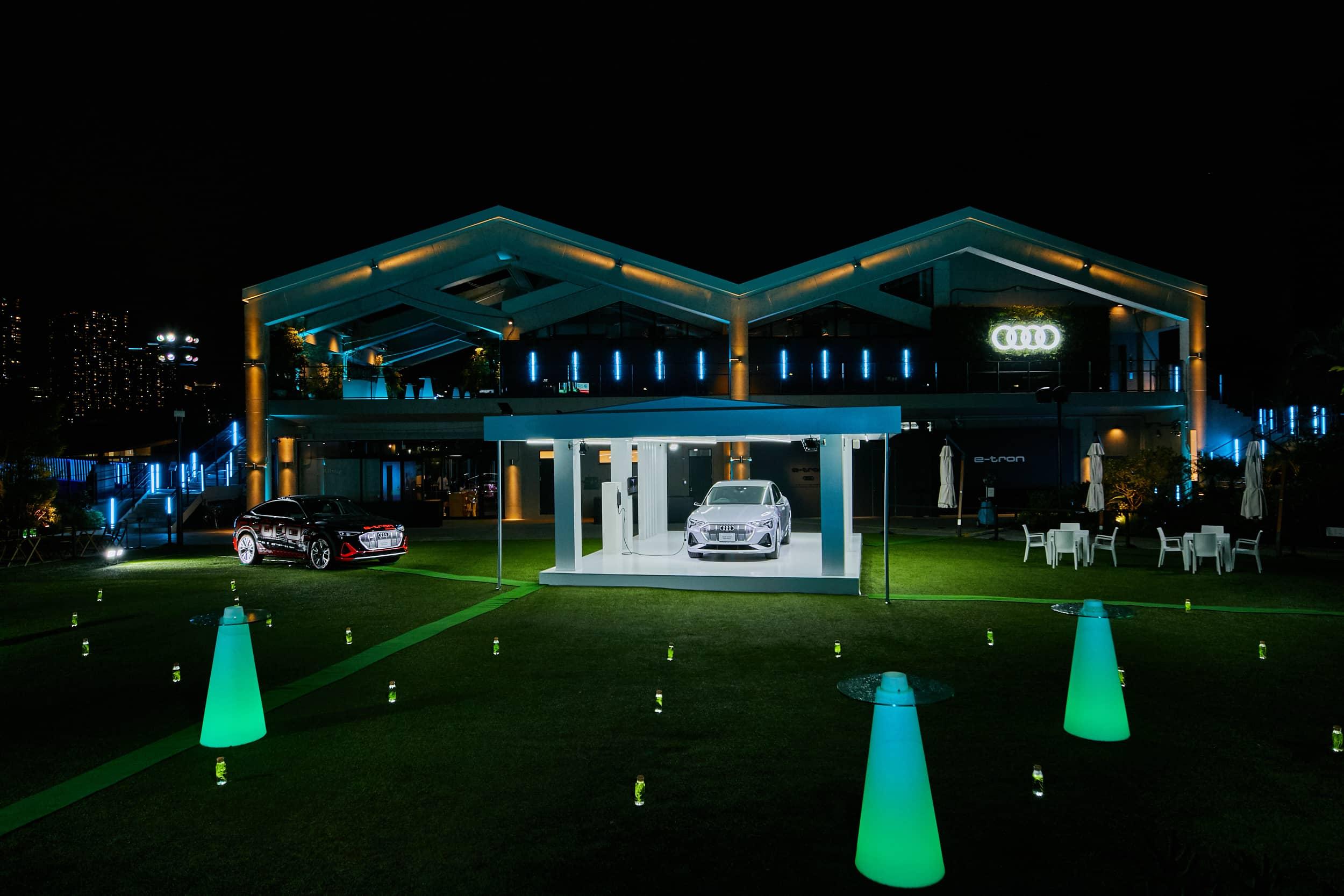 Audi e-tron Sportback Japan Premiere