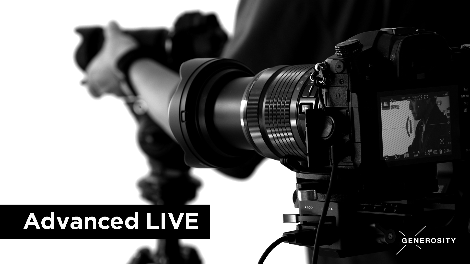 GENEROSITY、インスタライブを高画質で配信可能になる ライブ配信サービス「Advanced LIVE」を提供開始